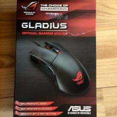 Mouse Asus ROG Gladius Republic Of Gamers-ca nou(impecabil), USB, Optica, Peste 2000