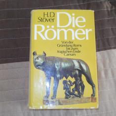 Carte istorica, limba germana,