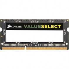 Memorie Corsair DDR3 SODIMM 4096MB 1600MHz CL11 ValueSelect - Memorie RAM laptop