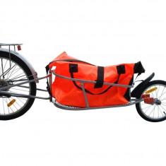 Remorca de bicicleta cu o roata - Remorca bicicleta