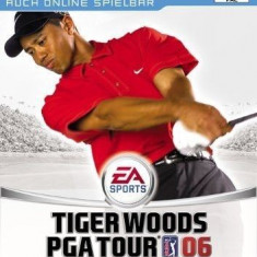 Tiger Woods PGA Tour 06 - PS2 [Second hand] - Jocuri PS2, Sporturi, 3+, Multiplayer