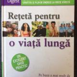 Reteta Pentru O Viata Lunga/ Metode Rapide Si Usoare Pentru A Fi Sanatos -1