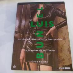 Bunuel - 3 dvd -fr. - Film Colectie independent productions, Altele