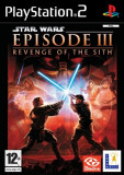 Star Wars - Episode III - Revenge of the Sith - PS2 [Second hand], Actiune, 12+, Single player