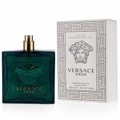 Parfum Versace EROS Tester Nou 100 ml ideal cadou pentru barbati - Parfum barbati Versace, Apa de toaleta