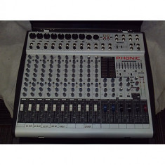 Phonic Powerpod K-12 Powered Mixer