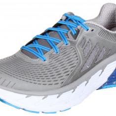 Gaviota Wide pantofi alergare barbati gri-albastru UK 10 - Incaltaminte atletism