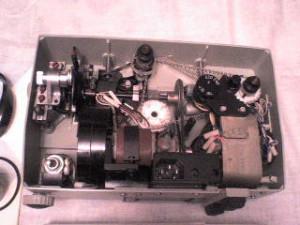 Camera de filmat-pelicula 8-16 mm