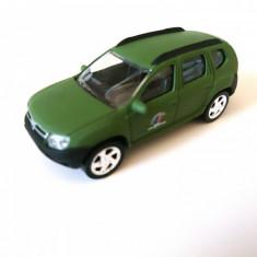 bnk jc Dacia Duster - Militara - Norev - 1/64