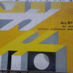 Album De Matrite Pentru Materiale Plastice - I. Miclaus, D. Busuioc, T. Tancou, 409280 - Carti Constructii