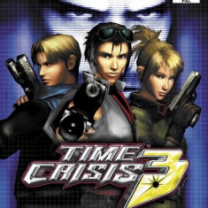 Time Crisis 3 -  PS2 [Second hand], Actiune, 16+, Multiplayer
