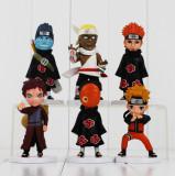 Set Figurina Naruto Shippuden Pain Gaara Obito Kisame 11 cm