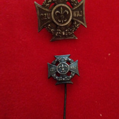 Insigna Miniatura - Cercetasii Poloniei