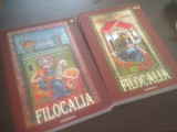 FILOCALIA DE LA PRODROMUL,PRIMA VERSIUNE INTEGRALA IN ROMANA, ATHOS 1922, 2VOL