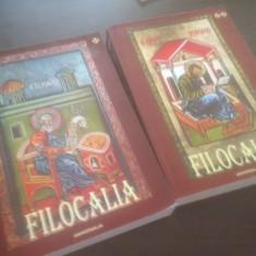 FILOCALIA DE LA PRODROMUL, ATHOS, 2VOL, MANUSCRIS DIN 1922, TRADUCERE DIN GREACA - Carti ortodoxe