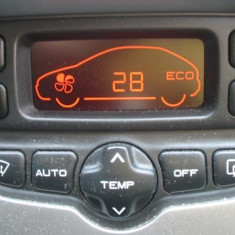 Display climatronic, Peugeot