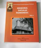 Memoria satului romanesc Anuarul Muzeului Satului Banatean vol 5 2007