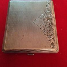 Tabachera Argint 0.800 Gravat 134 Grame