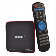 Smart Tv Box m8s pro 2G ram 4k Kodi configurat - Mini PC