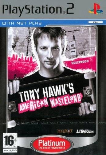 Tony Hawk - American Wasteland - PS2 [Second hand]