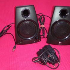 Boxe LOGITECH Z130, 5W, negru, - Boxe PC