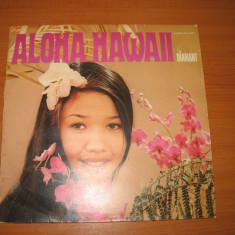 Aloha Hawaii (disc vinil LP vinyl pickup)