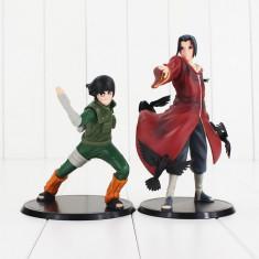 Set Figurina Naruto Shippuden Itachi Lee 18-14 cm
