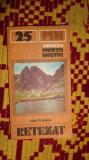 Muntii Retezat nr.25 colectia muntii nostri cu harta
