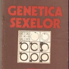 C.Panfil-Genetica Sexelor