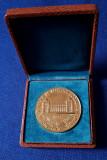 Medalie Muzeul de istorie al Romaniei - RSR - 1971