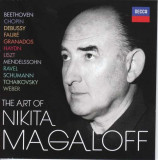 Nikita Magaloff - Art of Nikita Magaloff ( 1 CD )