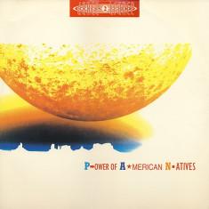Dance 2 Trance - Power Of American Natives 1992 disc vinil Maxi Single trance