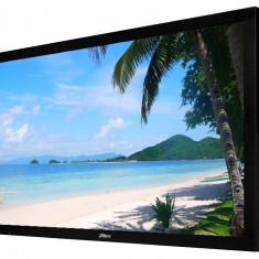 """Monitor LCD industrial Dahua proiectat pentru funcționare continuă (24/ 7), diagonala 43"""", rezoluție 1920x1080 - Monitor supraveghere"""