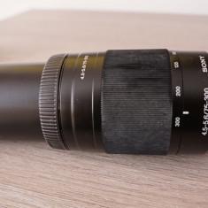 Obiectiv Sony 75-300 - Obiectiv DSLR