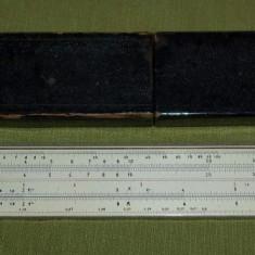 Rigla de calcul Albert Nestler 21 Darmstadt