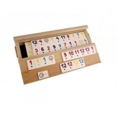 Joc rummy rumy remmi remi joc rummy lemn cutie table