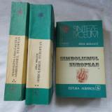Simbolismul european - Zina Molcut -  3 vol.