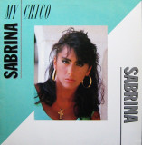 Sabrina - My Chico 1988, Metronome disc vinil Maxi Single italo-disco