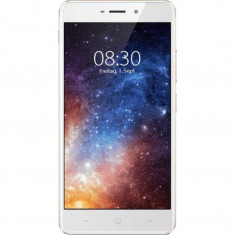 Smartphone TP-Link Neffos X1 Max Dual Sim, 5.5 Inch, Octa Core, 3 GB RAM, 32 GB, 4G, Android Marshmallow, Gold