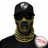 Bandana/Face Shield/Cagula/Esarfa - Fierce, made in USA