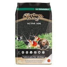 Dennerle Shrimp King - Active Soil 4L foto mare