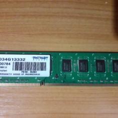 RAMI DDR 3 - Memorie RAM Patriot