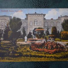 AKVDE18 - Carte postala - Vedere - Galati - Palatul Episcopal, Circulata, Printata