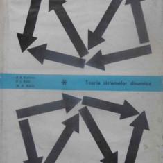Teoria Sistemelor Dinamice - R.e. Kalman P.l. Falb M.a. Arbib, 409392 - Carte Matematica