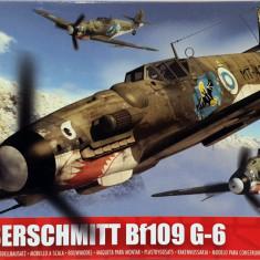 Macheta avion Messerschmitt Bf 109G-6 - Airfix A02029, scara 1:72
