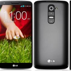 LG G2 Negru, in cutie cu toate accesoriile - Telefon mobil LG G2, 16GB, Neblocat