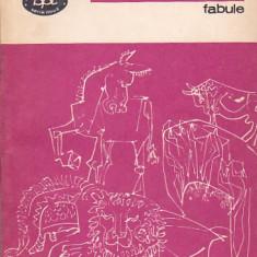 FEDRU. AVIANUS - FABULE ( BPT 1078 )