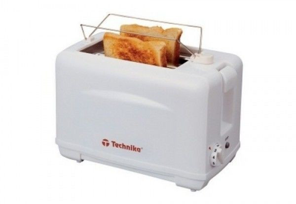 Prajitor de paine cu 2 felii, 750 W, 7 trepte, technika foto mare