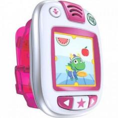 Bratara LeapBand Fac Miscare Roz LeapFrog - Instrumente muzicale copii