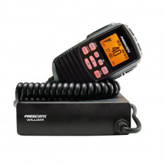 Resigilat : Statie radio CB President William ASC, cu squelch automat cod TXMU094